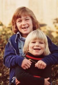 Matt and Jon