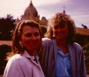 Rebecca and Catherine, Mexico