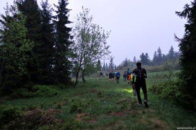 Maraton Kierat - wychodzimy na grzbiet