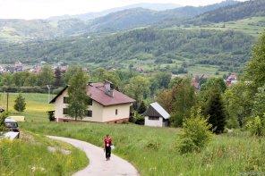 Maraton Kierat - W drodze do PK12