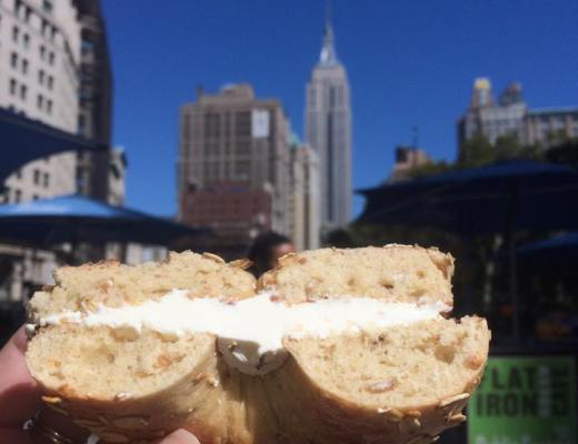 WHERE TO EAT IN NEW YORK CITY!
