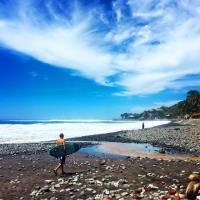 How To Spend One Day In El Tunco, El Salvador!