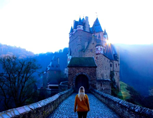 Eltz Castle, Germany. Featuring Seven Continents Sasha