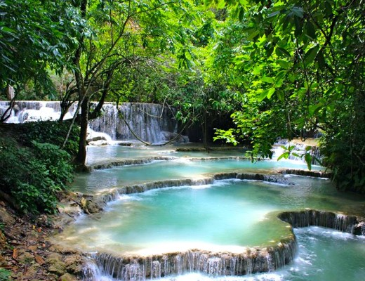 The Begginers Guide to Kuang Si Falls, Lao
