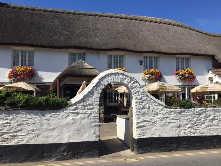 HATCH, THATCH, CROYDE, DEVON, ENGLAND, CAMPING, TRAVEL, RESTAURANT