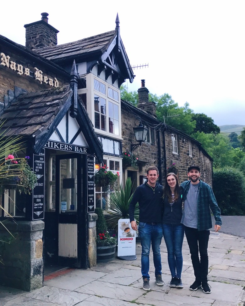 Guide to the Peak District, England!