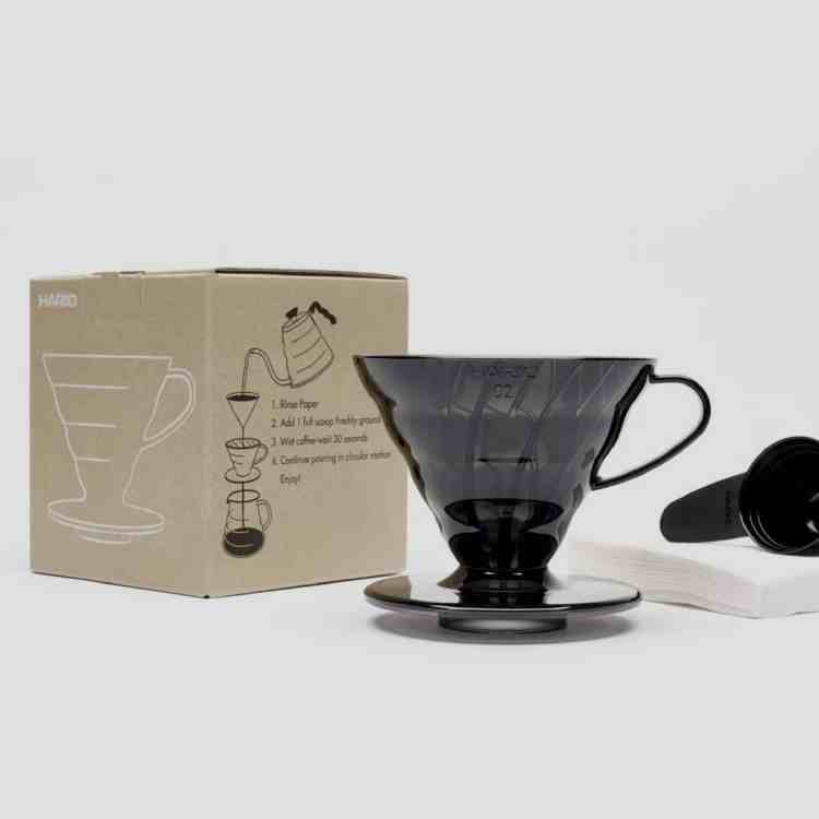 V60 transparent kit