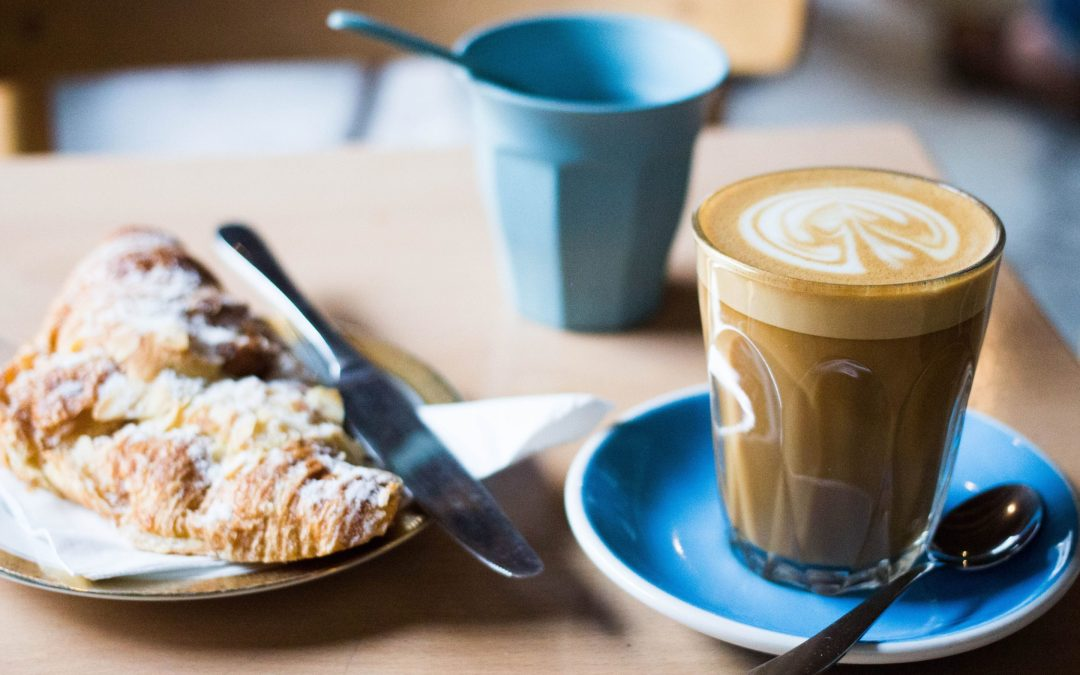 Brew your coffee and enjoy these tasty accompaniments