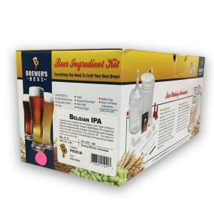 Brewer's Best Ingredient Kit Belgian's IPA