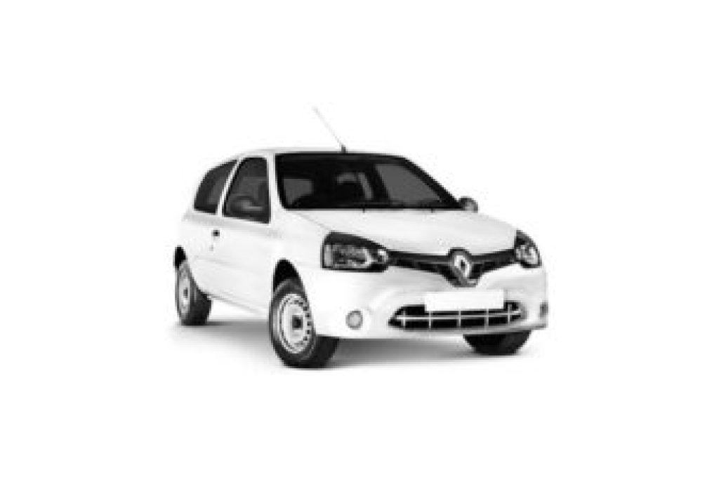 Rent Renault Clio Mio
