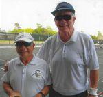 Buddy Vescio and partner