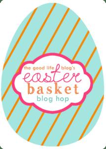 easter egg blog hop logo - the good life (1)