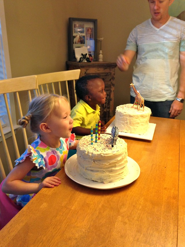 Bry and Cam Birthday Party