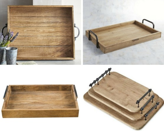 cheese and fruit tray how to; farmhouse wooden trays