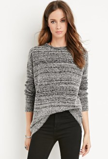 lightweight gray sweater from Forever 21
