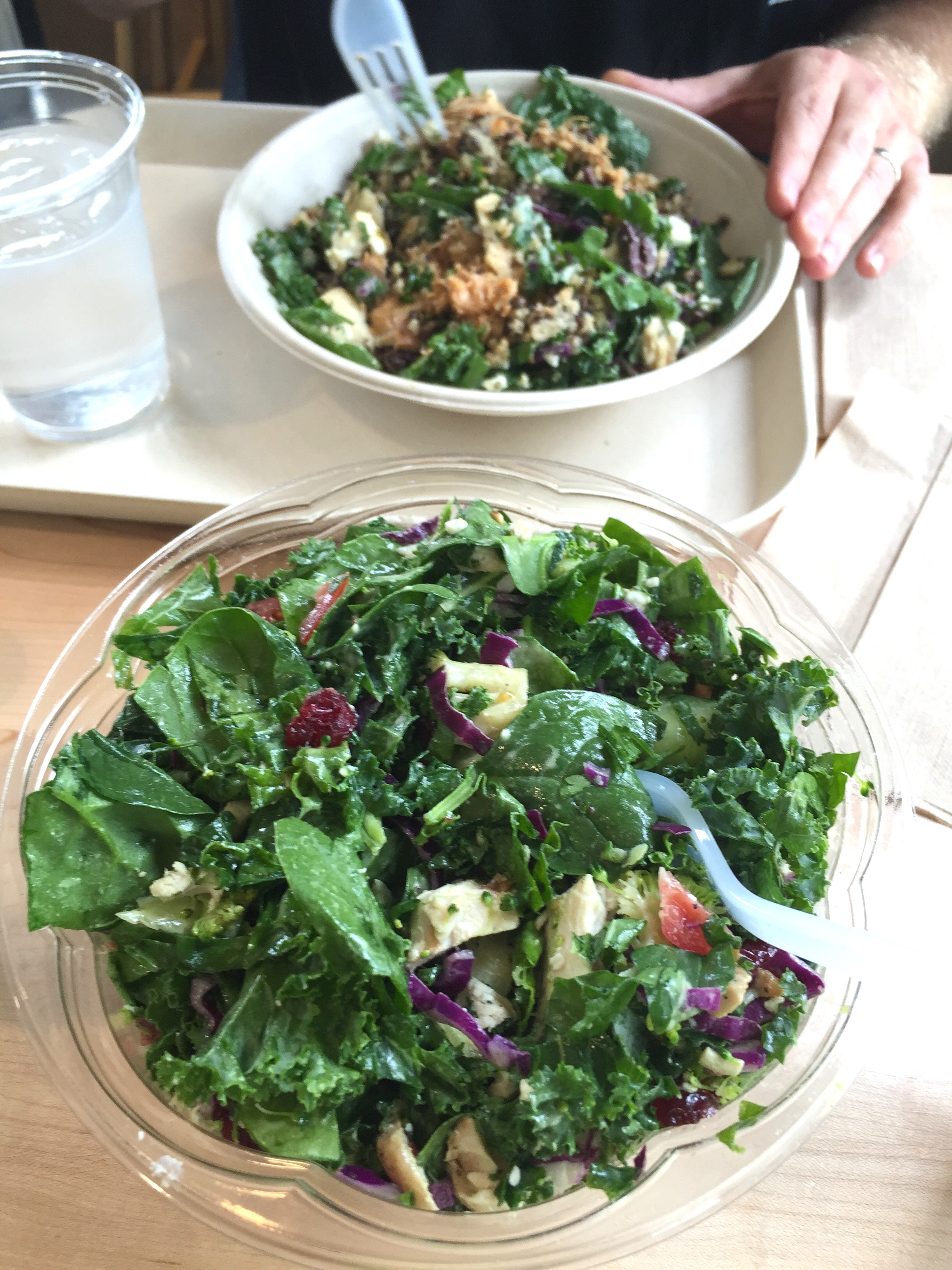 best salad place in Charlotte; lunch restaurants in Charlotte; healthy food in Charlotte