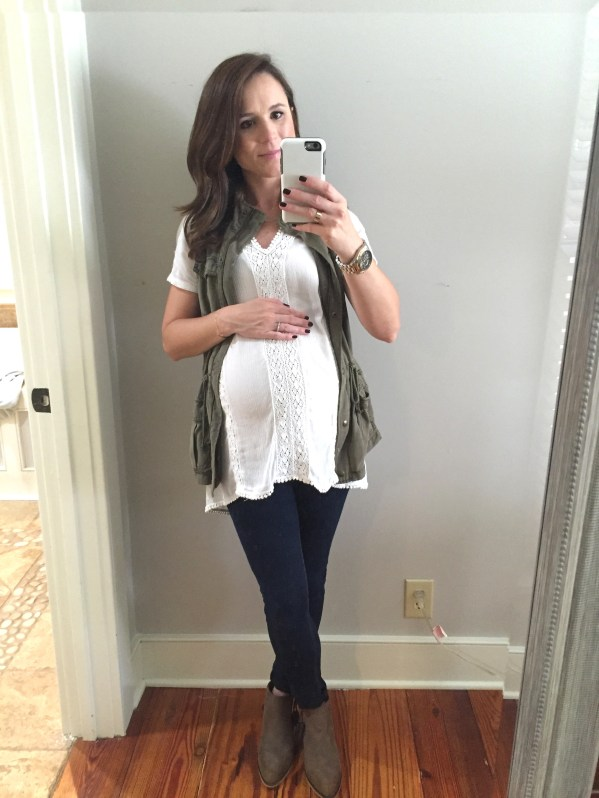 fall fashion ankle boots tunic blouse utility blouse maternity