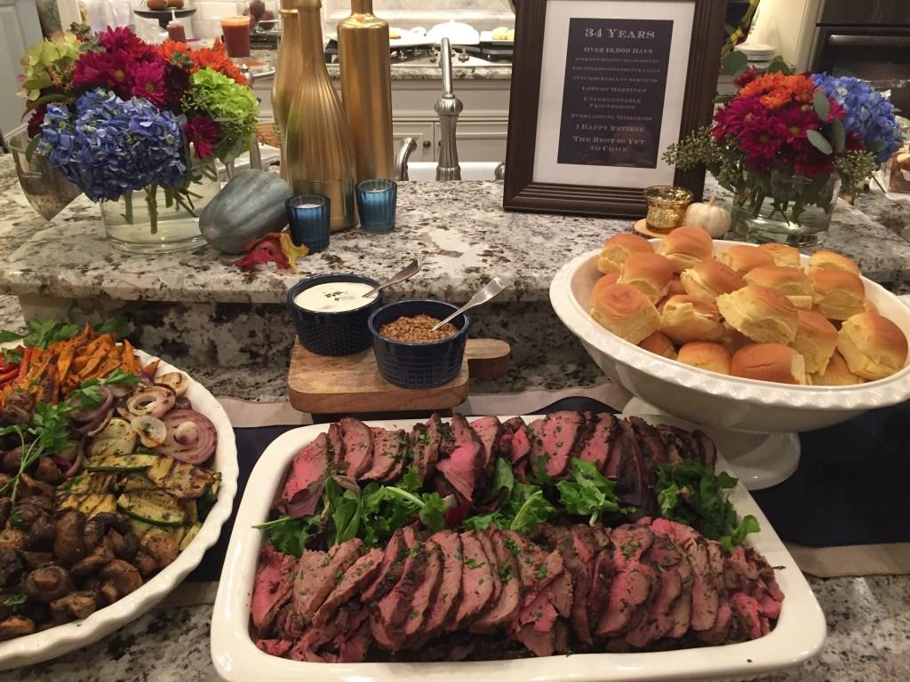 rosemary beef tenderloin hors d'oeuvres