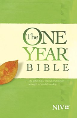 friday favorites; one year bible