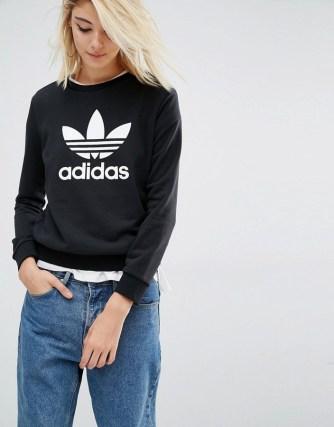 Friday Favorites; Adidas sweatshirt