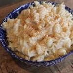 Gluten Free Gouda Macaroni & Cheese