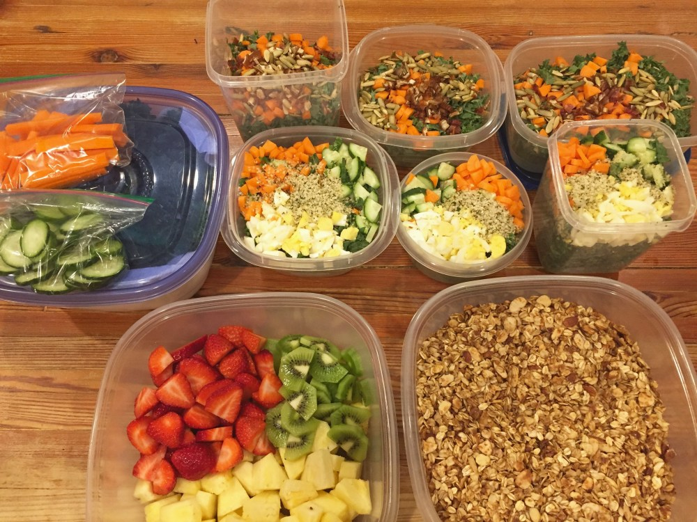 7 healthy lunch meal prep ideas