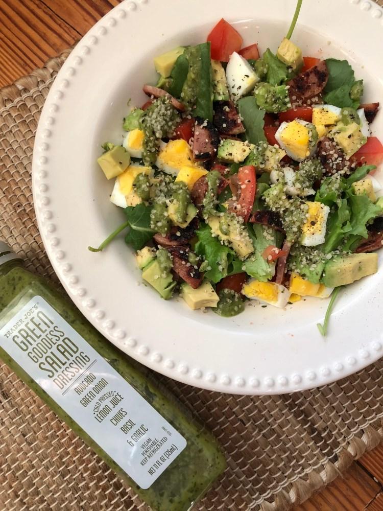 whole 30 breakfast salad