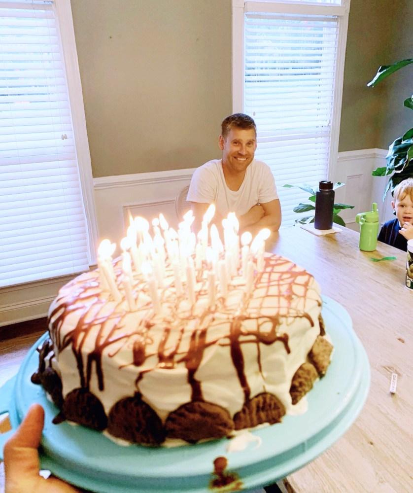 Prime Gluten Free Dairy Free Ice Cream Cake Recipe Sevenlayercharlotte Personalised Birthday Cards Paralily Jamesorg