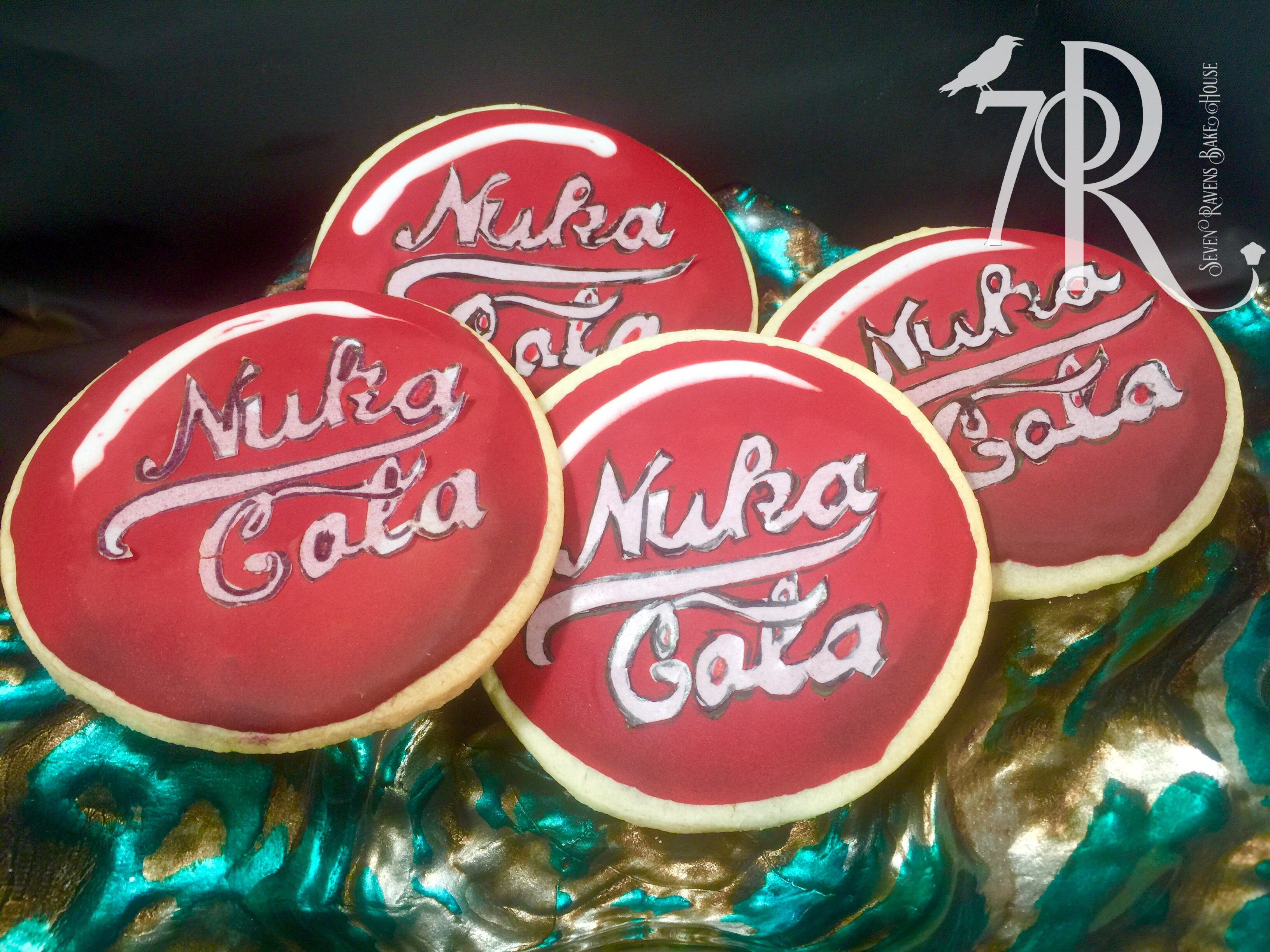 Nuka Cola Cookies