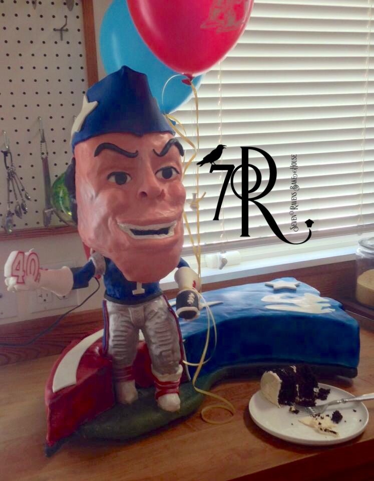 Pat the Patriout Cake