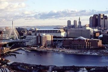 Planning for Climate Change & Rising Sea Levels: An Example from Boston