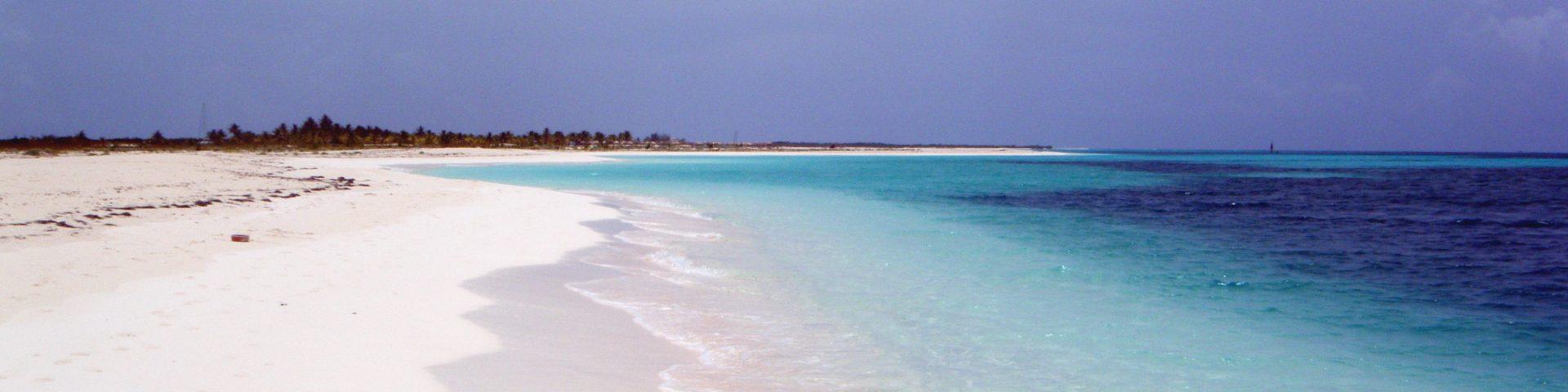 beach in cuba California Marine Science Educators Visit Cuba