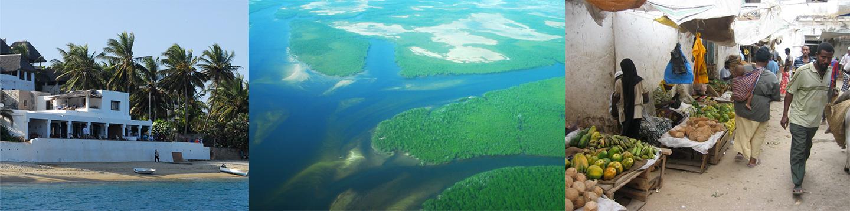 lamu, kenya spacial plan to safeguard Kenya's coastal biodiversity and tourism hotspot