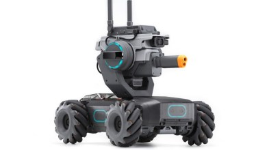 Photo of DJI creates a robot which learns robotic coding to young and elderly people
