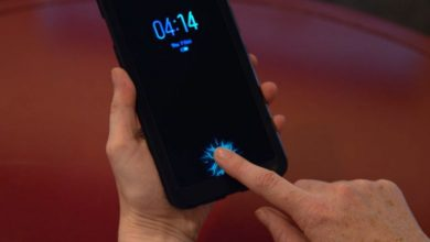 Photo of Fingerprinting Technology is being mobilized with your device.