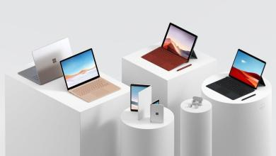 Photo of Microsoft launches 6 new products including Surface Laptop 3, earbuds, two-screen tablets