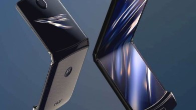 Photo of New Motorola Razor launched with a 6.2-inch flexible screen and traditional flip design