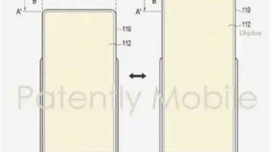 Photo of Samsung will make a smartphone with a stretchable display, it will be able to increase its screen size according to the need
