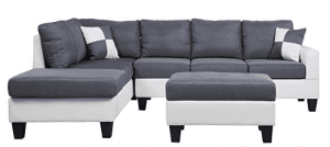 best sectional sofas under 700 2021 reviews