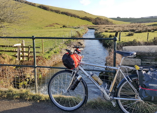 Tour de force cornwall cycling