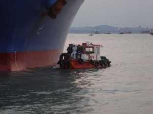 Draft Survey: Procedures and Calculation – Marine Surveyor