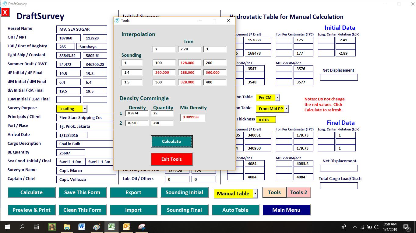 SurveyorMates: Marine Surveyor Software – Marine Surveyor