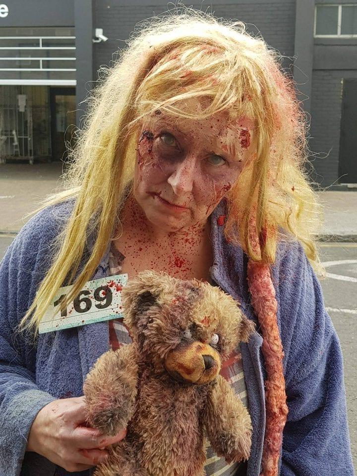 Prosthetic Makeup Courses Scotland