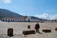 Plaza Mayor, Villa de Leyva
