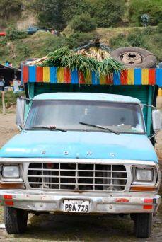Truck, Otavalo