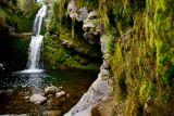 Waterfall near Cotopaxi
