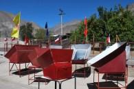 Solar kitchen, Elqui Valley Chile