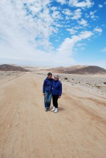 Desert walk, Pan de Azucar, Chile