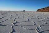 Salt 'tiles', Salar de Uyuni