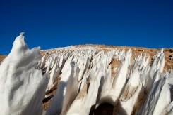 Snow crystals, Bolivia